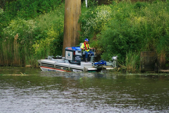Hire Aquatic Technologies Mobitrac for Water Management