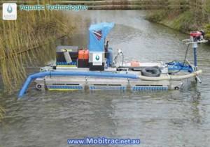 mobitrac-amphibious-australian-dredger