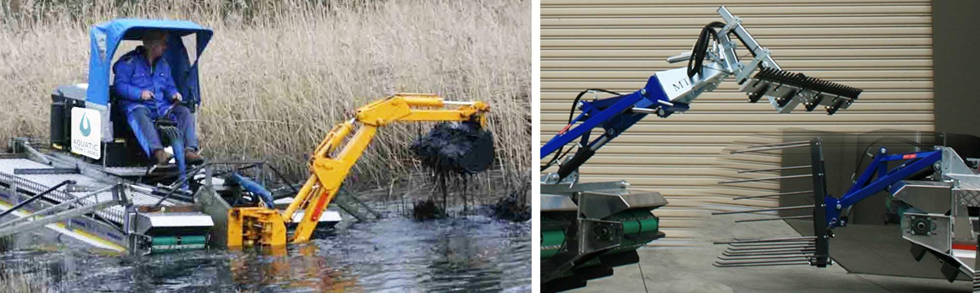 Mobitrac-amphibiouis-excavator